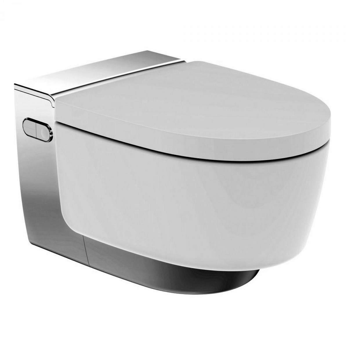 geberit aquaclean mera comfort shower toilet uk bathrooms. Black Bedroom Furniture Sets. Home Design Ideas
