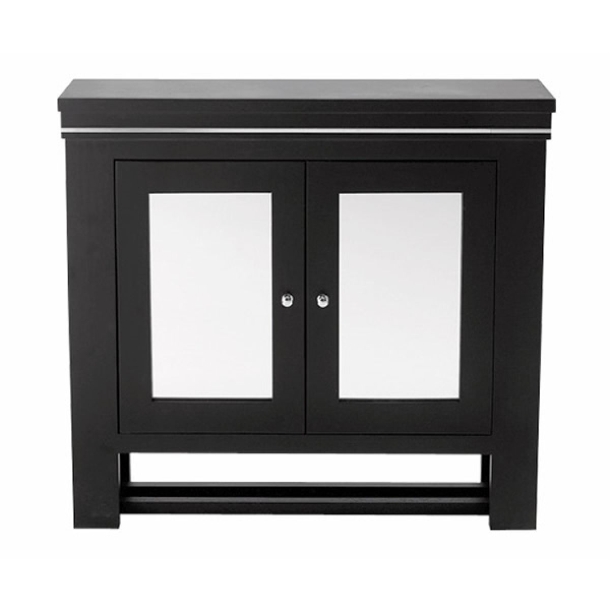 Imperial astoria deco harmony mirror wall cabinet 2 doors - Wall cabinet with mirror for bathroom ...