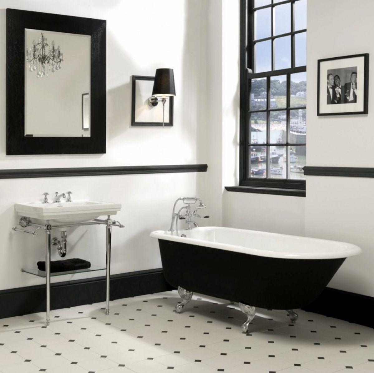 Banburgh Cast Iron Bath: Imperial Waldorf Single Ended Cast Iron Bath : UK Bathrooms