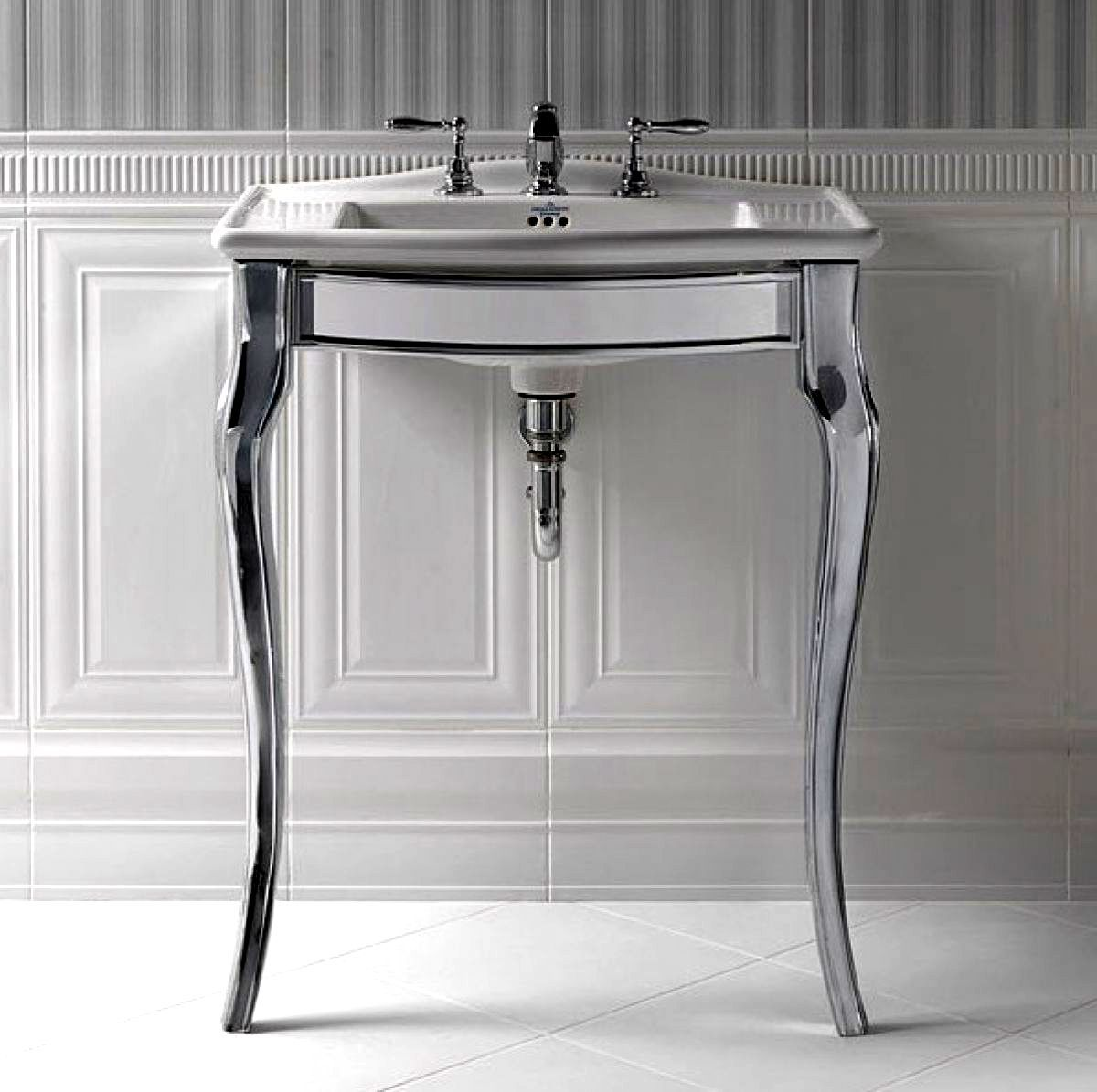 Imperial Oban Vanity Washstand With Westminster Basin Uk