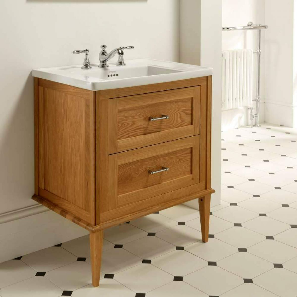 Home Bathroom Furniture Vanity Units Imperial Radcliffe Thurlestone Wall Hung Unit
