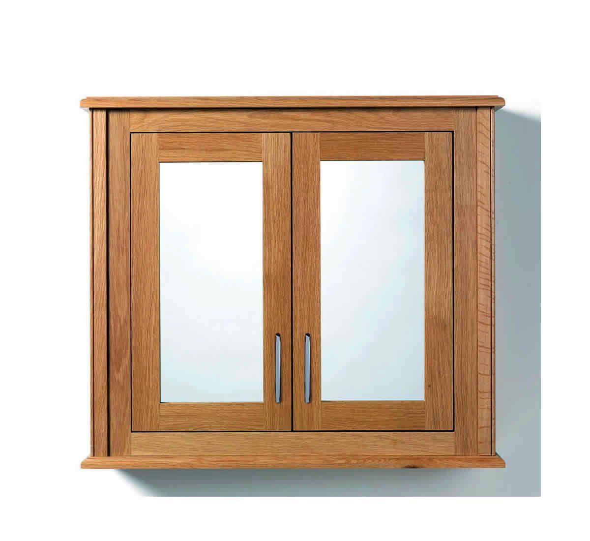 Imperial Radcliffe Thurlestone 2 Door Mirror Cabinet