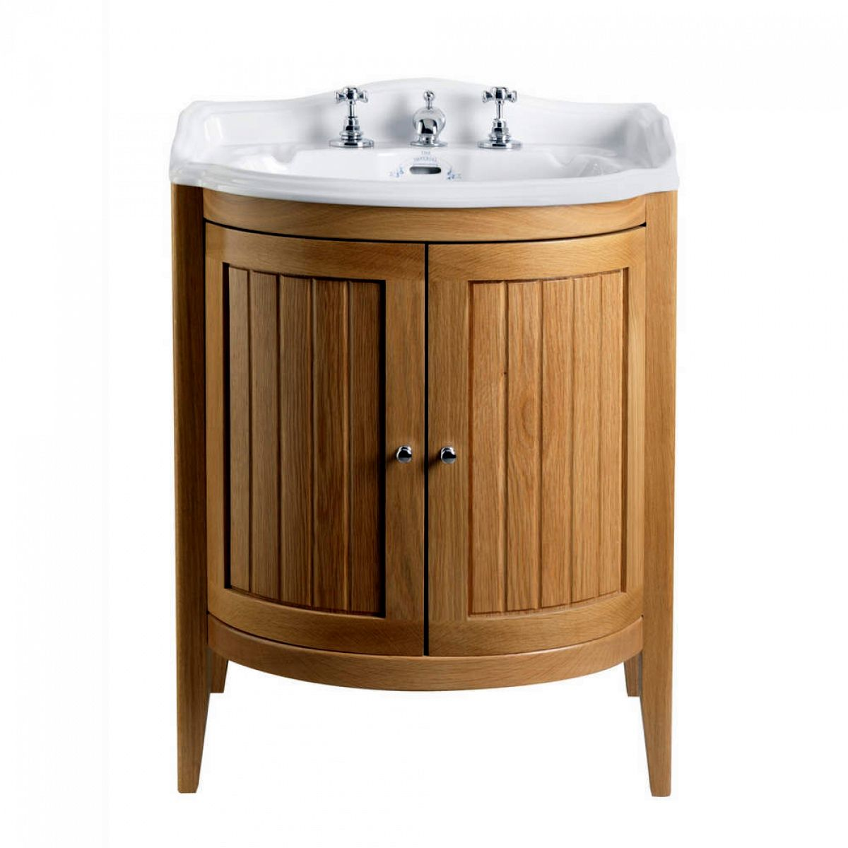 Imperial Oxford Linea Vanity Unit With Basin Uk Bathrooms