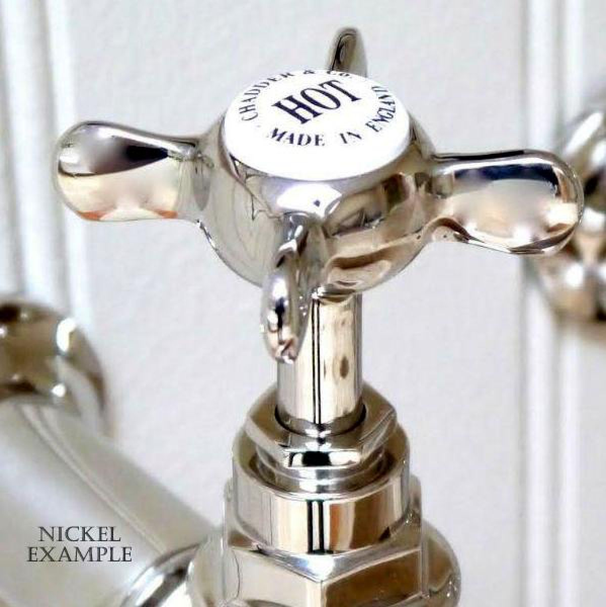 Imperial Victorian Bath Shower Mixer : UK Bathrooms
