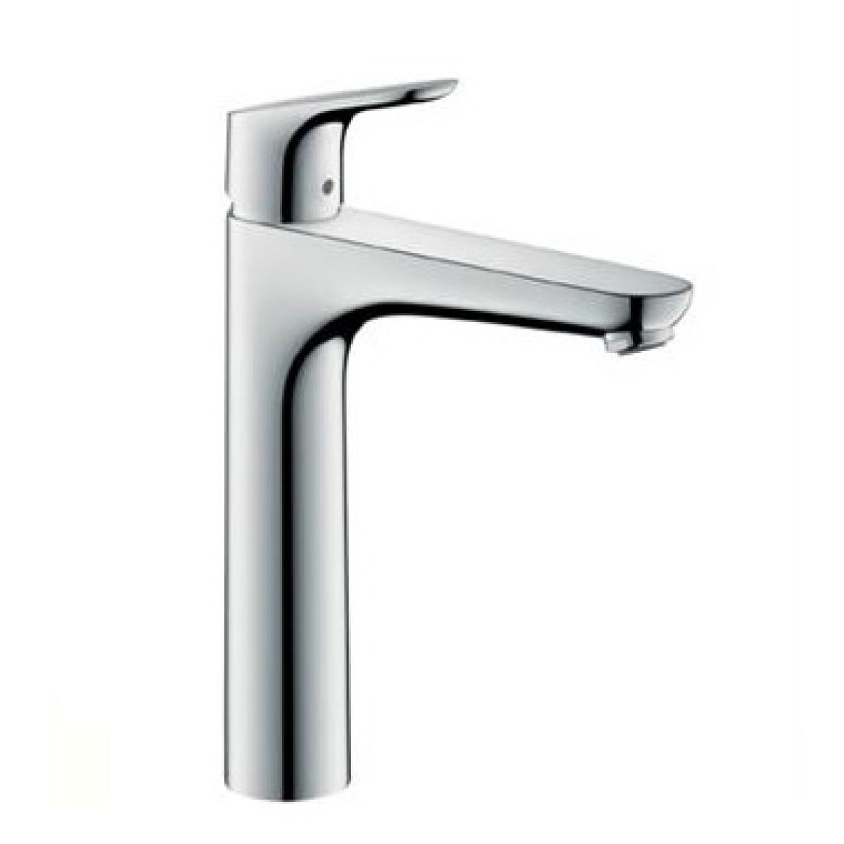 hansgrohe focus tall basin tap uk bathrooms. Black Bedroom Furniture Sets. Home Design Ideas