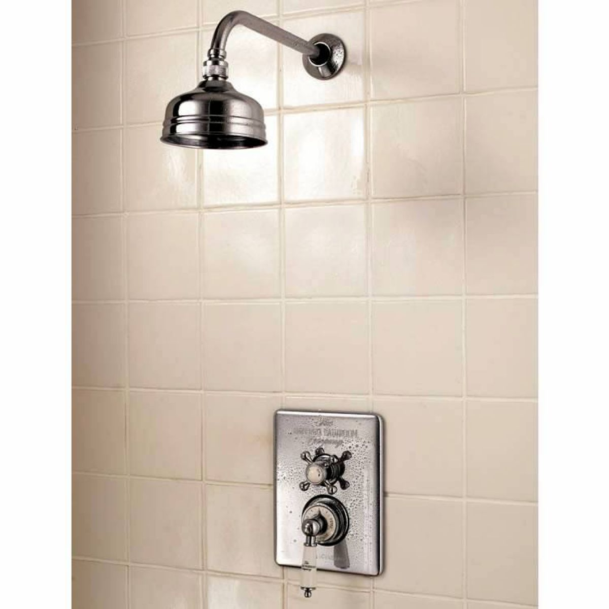 Imperial Bathrooms Concealed Victorian Thermostatic Shower : UK ...