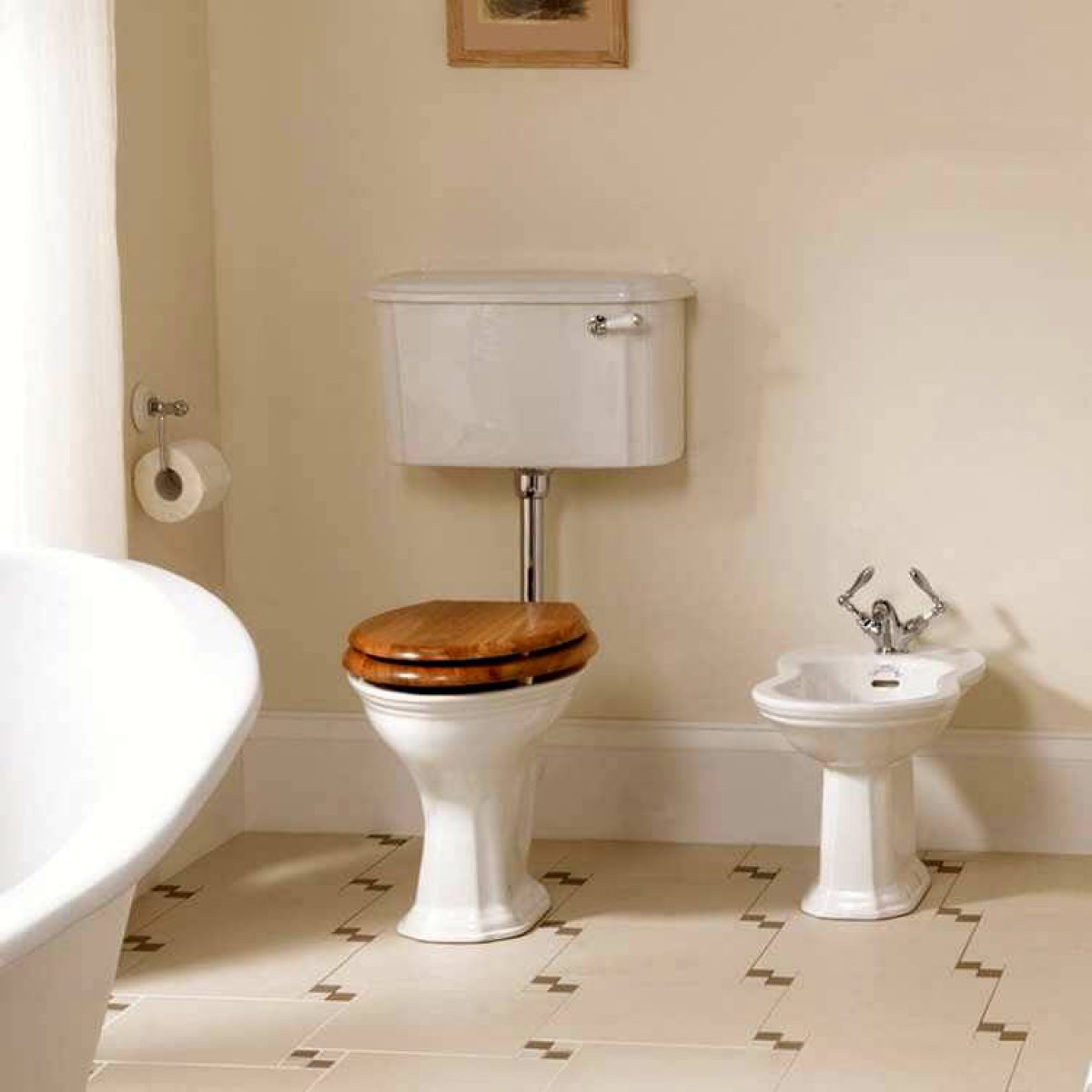 Imperial Oxford Low Level Toilet Uk Bathrooms