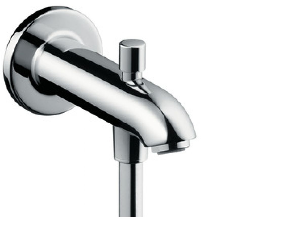 hansgrohe focus bath spout uk bathrooms. Black Bedroom Furniture Sets. Home Design Ideas