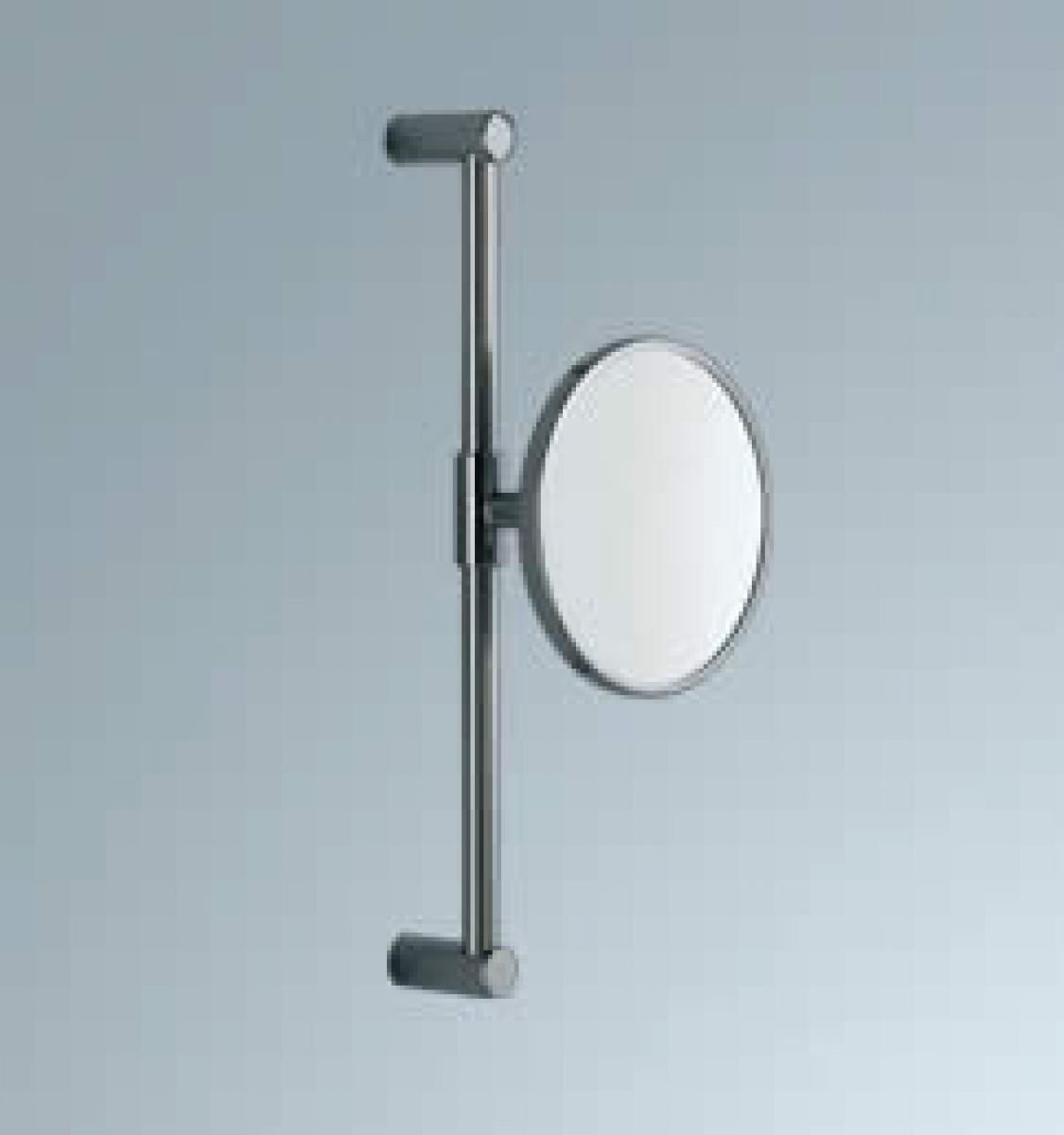 Inda Wall Mounted Magnifying Mirror : UK Bathrooms