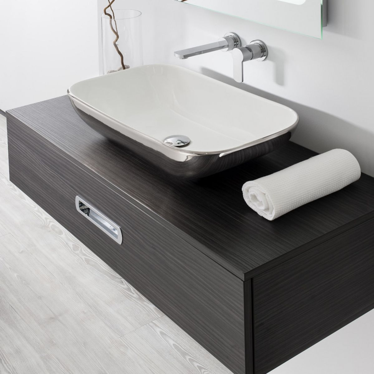 bauhaus serene countertop basin uk bathrooms. Black Bedroom Furniture Sets. Home Design Ideas