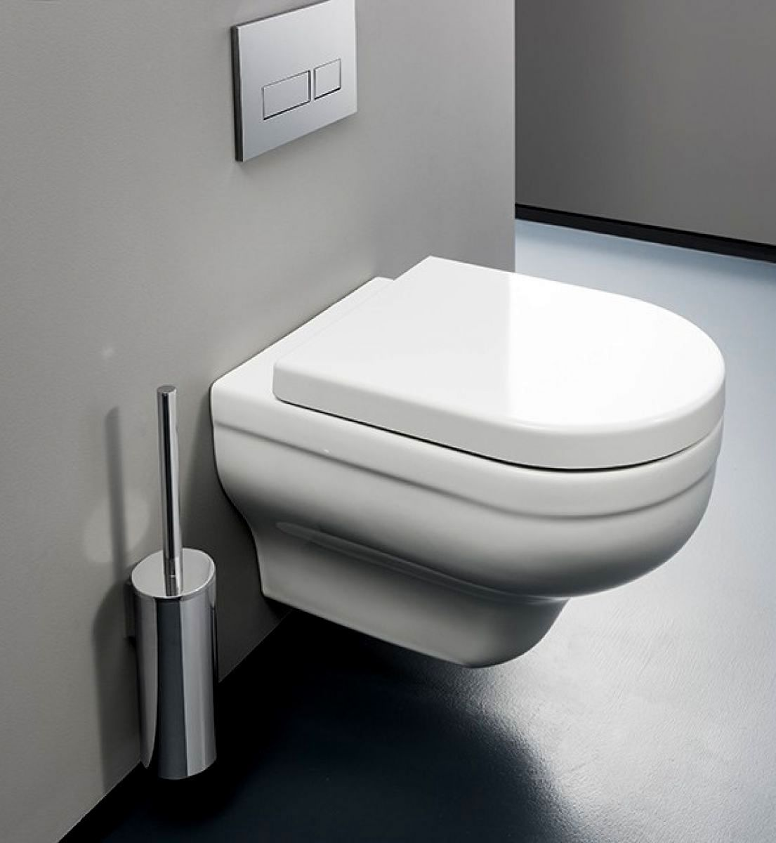 bauhaus central wall hung toilet