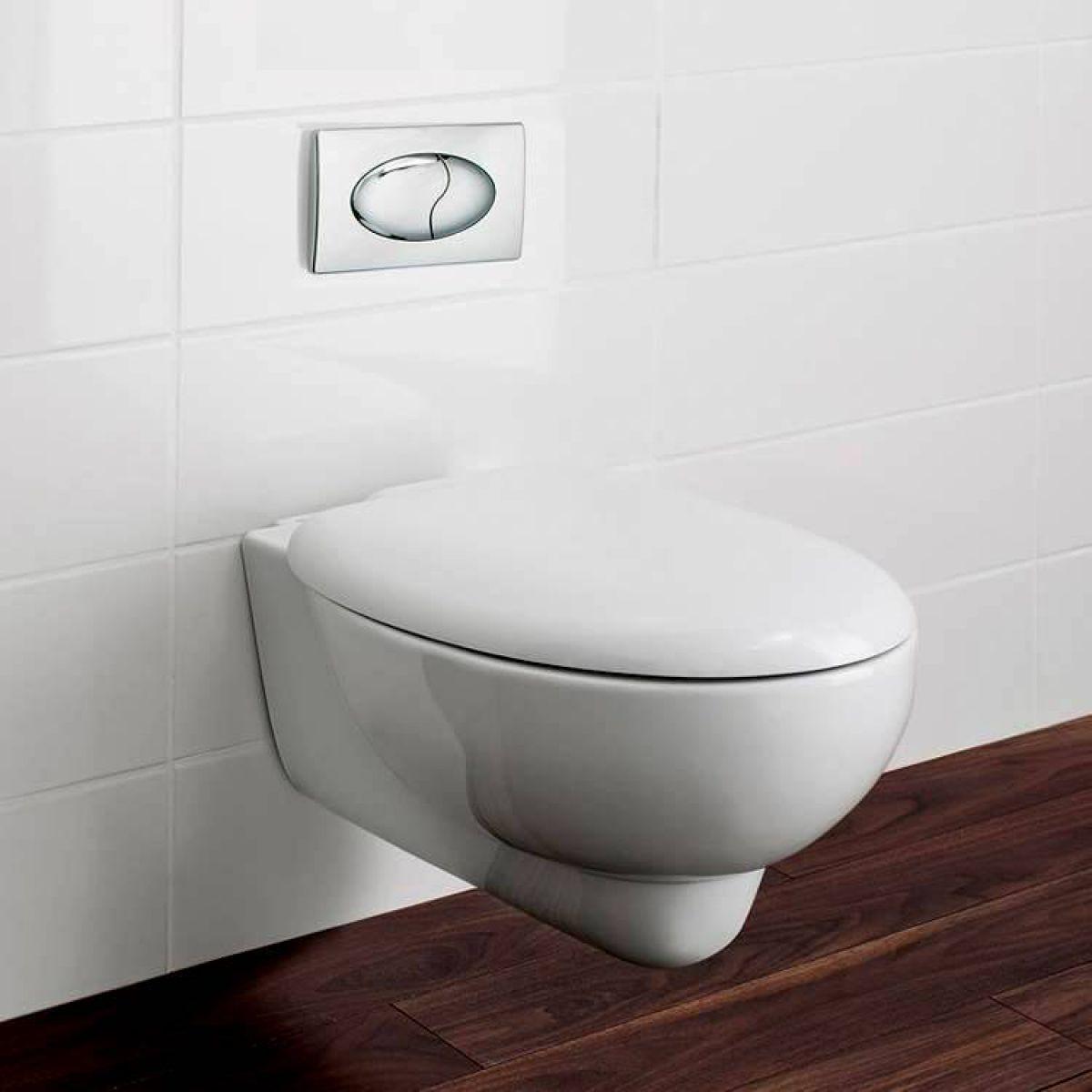 Bauhaus Wisp Wall Hung Toilet Uk Bathrooms