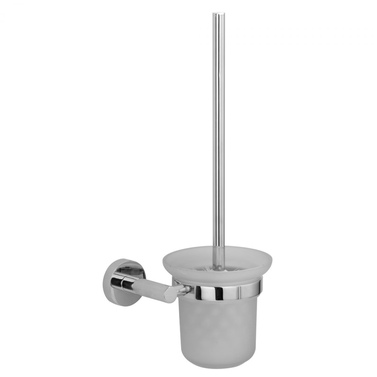 Never drill again bathroom accessories - Never Drill Again Hoom Toilet Brush Set Uk Bathrooms
