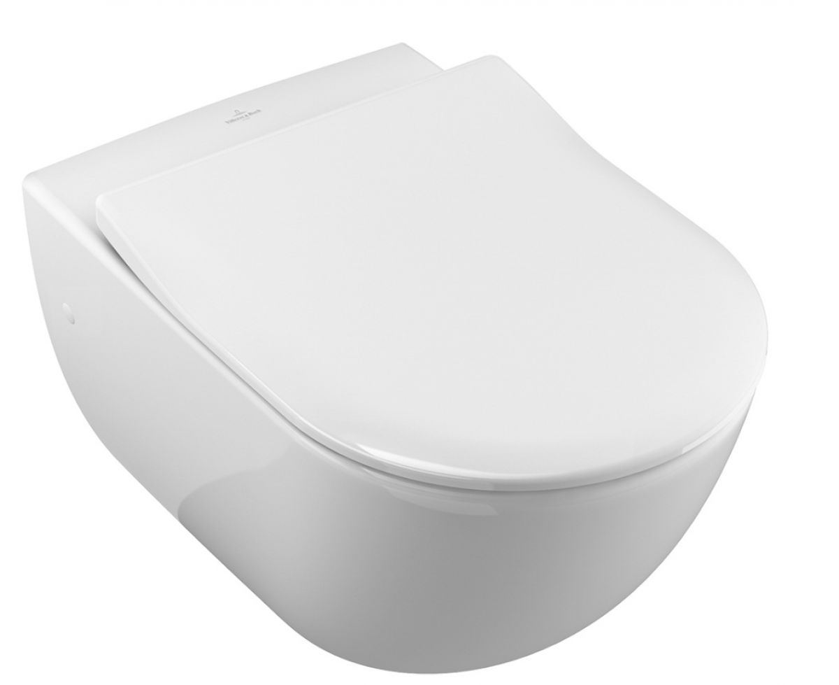 villeroy boch subway wall mounted toilet pan uk bathrooms. Black Bedroom Furniture Sets. Home Design Ideas