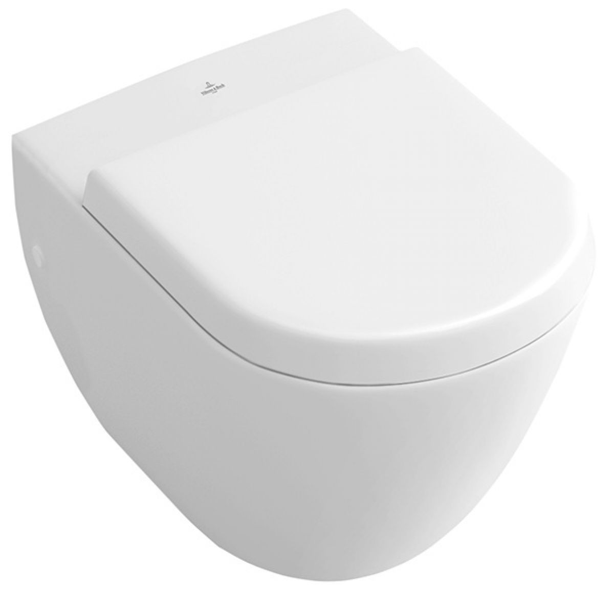 villeroy and boch subway compact wall hung toilet uk. Black Bedroom Furniture Sets. Home Design Ideas