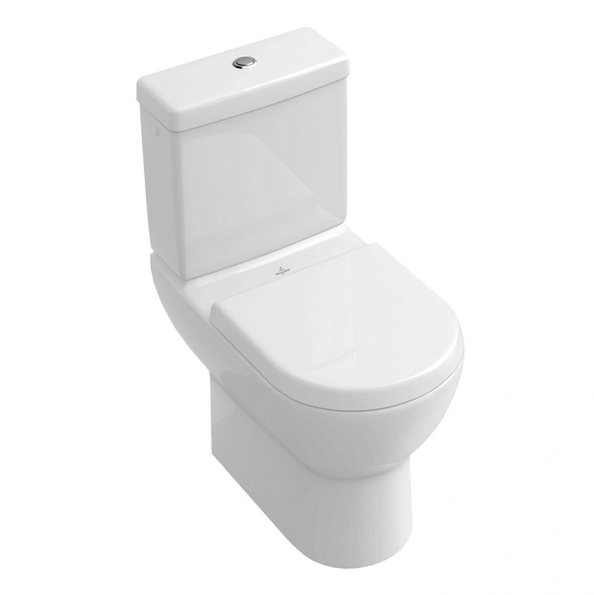 Villeroy Amp Boch Subway Close Coupled Toilet Uk Bathrooms