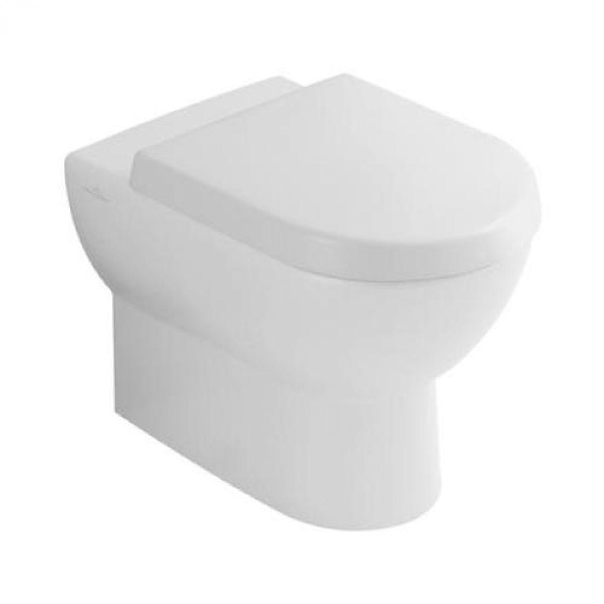 villeroy boch subway floorstanding toilet uk bathrooms. Black Bedroom Furniture Sets. Home Design Ideas