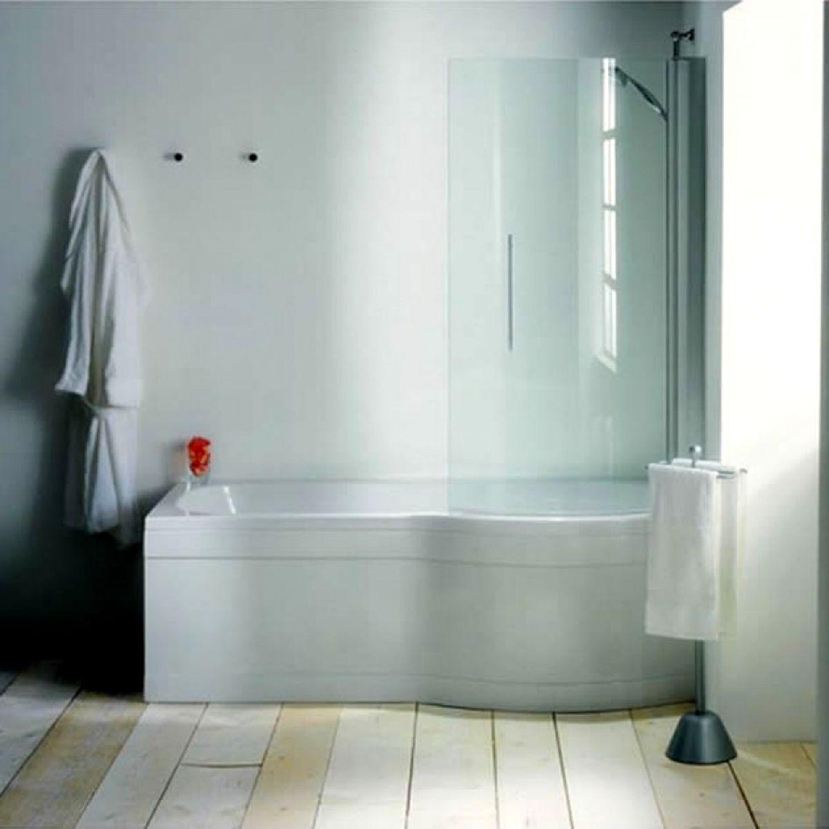 Adamsez Mezza Mini Shower Bath : UK Bathrooms