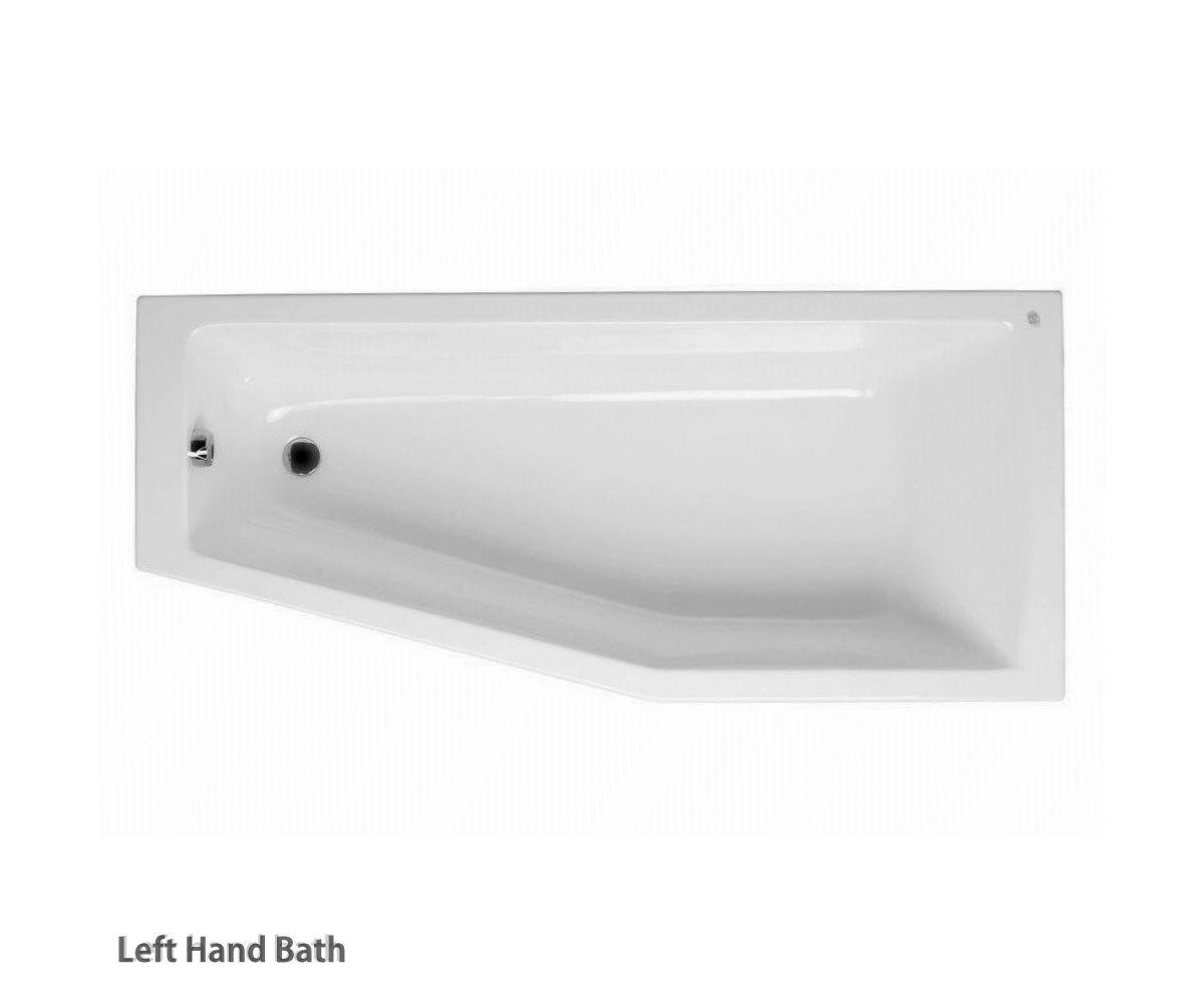 Vitra Neon Space Saver Bath Uk Bathrooms