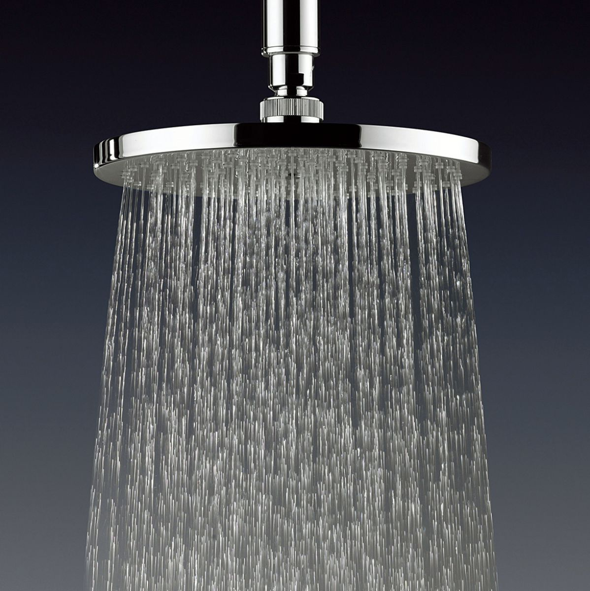 Crosswater Central Fixed Shower Head Uk Bathrooms