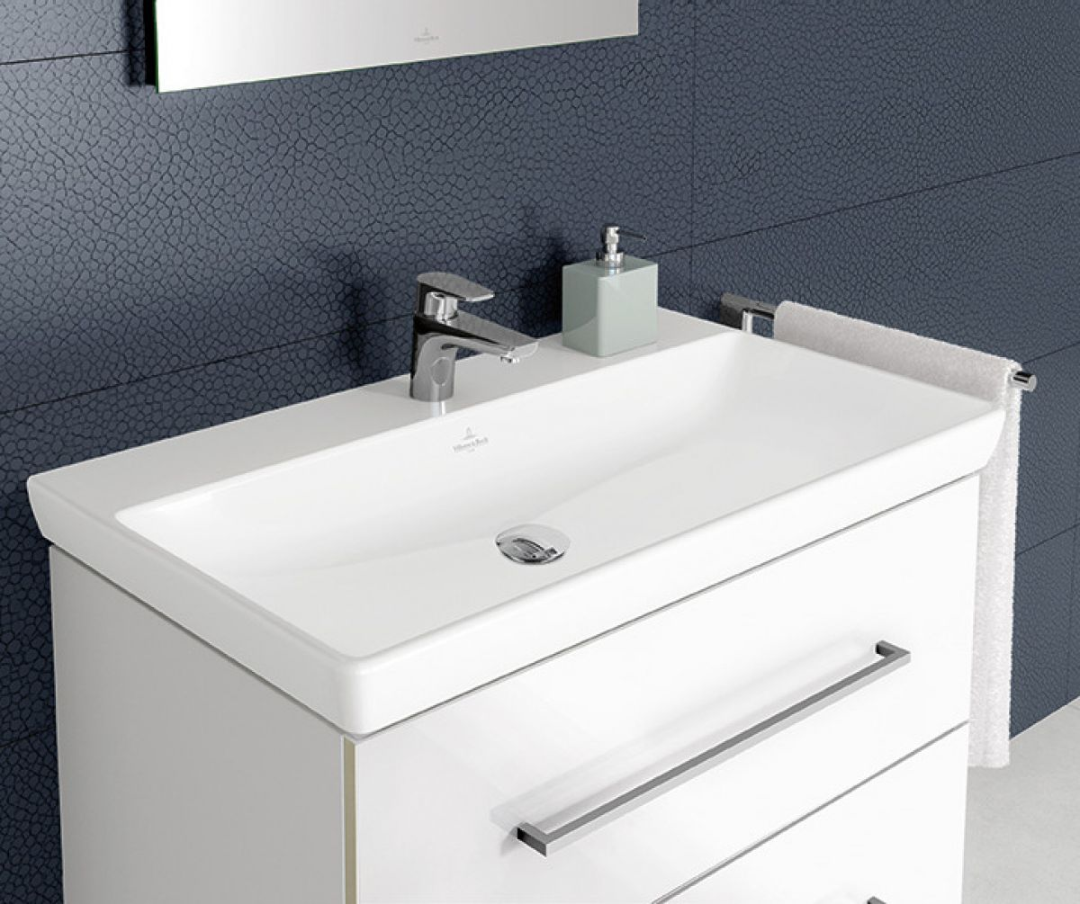 villeroy boch avento vanity unit basin uk bathrooms