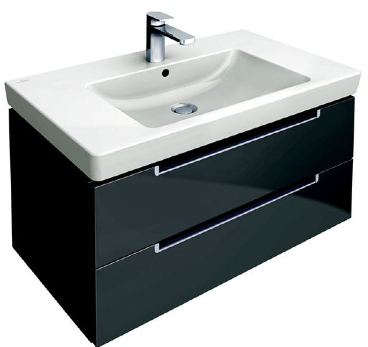 villeroy boch subway 2 0 vanity washbasin unit uk bathrooms. Black Bedroom Furniture Sets. Home Design Ideas