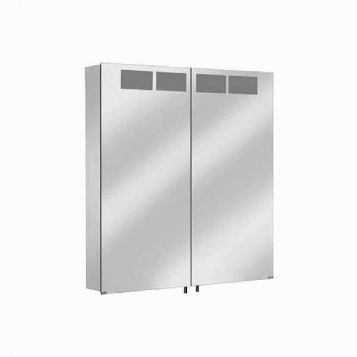 keuco royal t1 mirror cabinet uk bathrooms. Black Bedroom Furniture Sets. Home Design Ideas