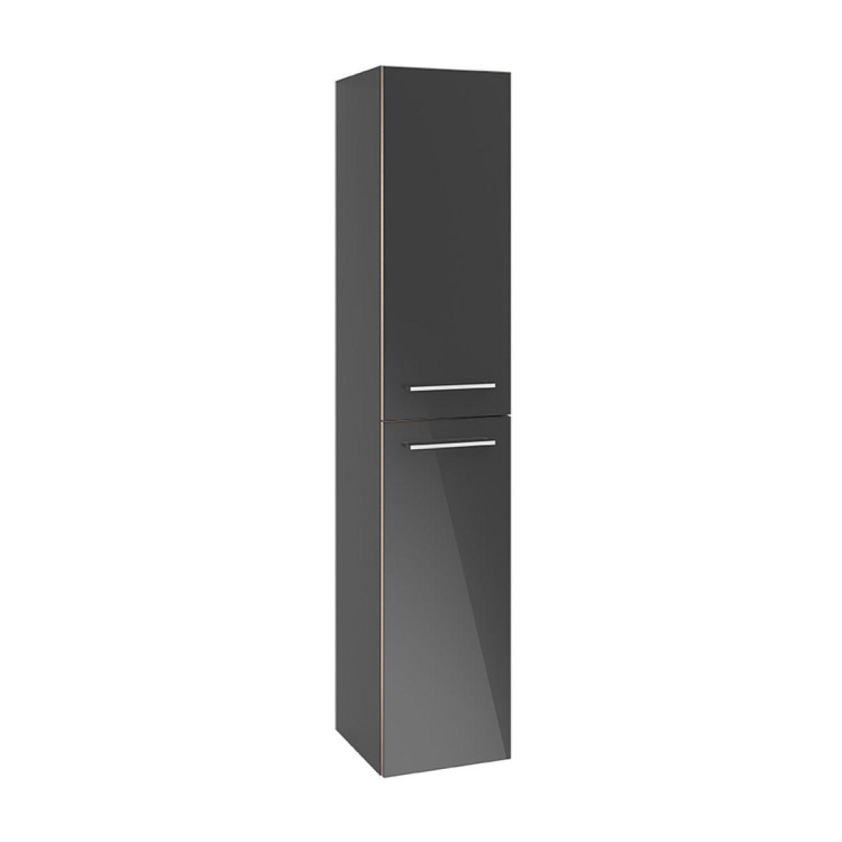 villeroy boch avento tall cabinet uk bathrooms. Black Bedroom Furniture Sets. Home Design Ideas