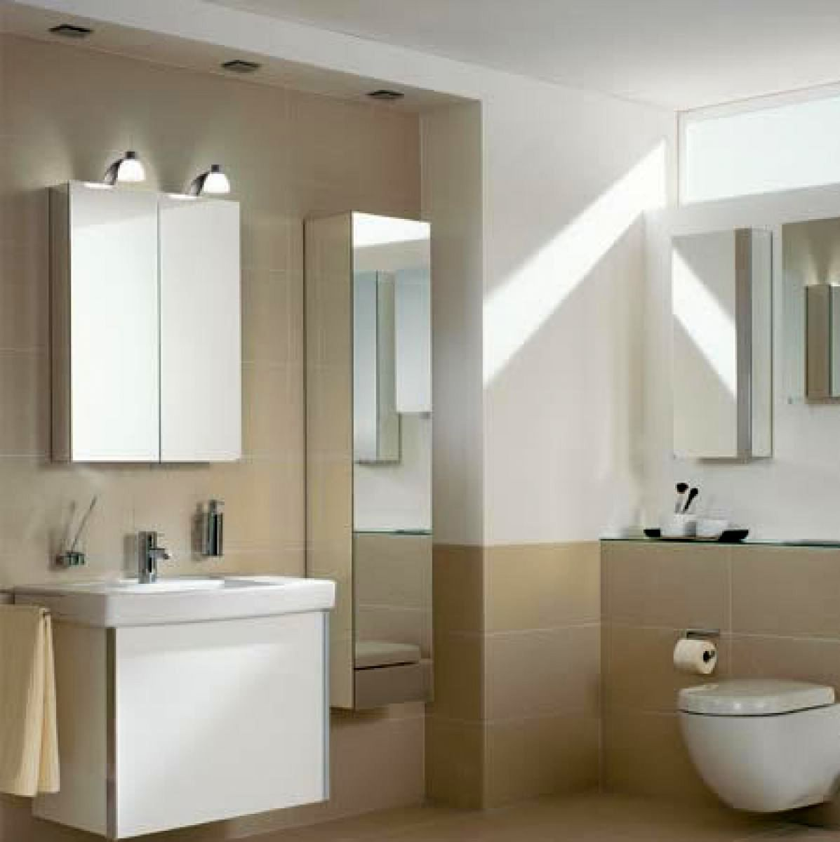 keuco royal tall mirror cabinet uk bathrooms - Bathroom Cabinets Keuco