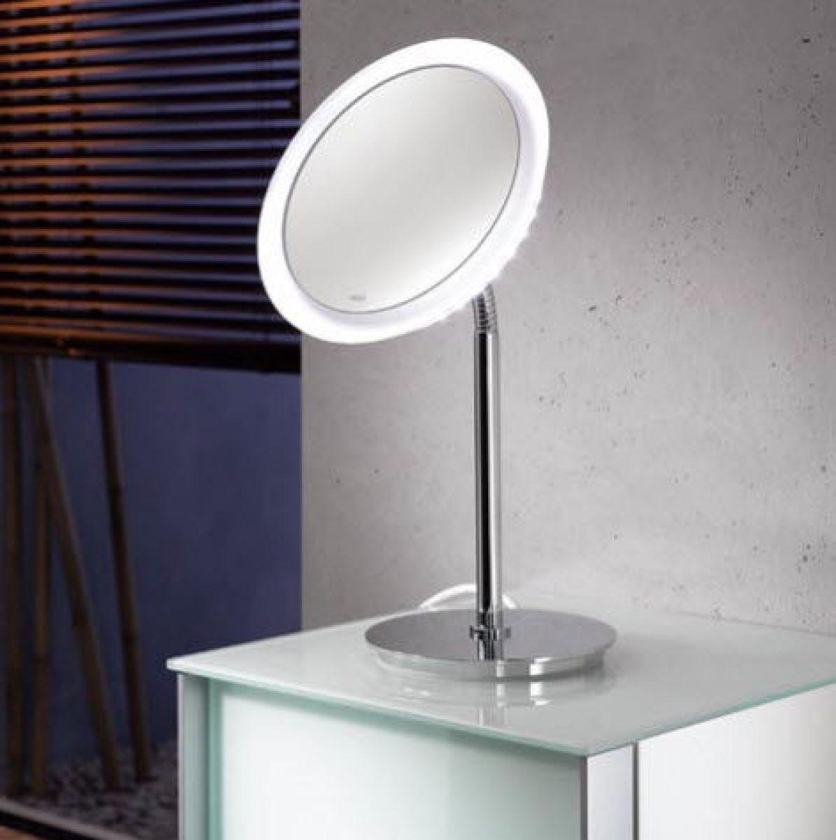 Keuco Bella Vista Cosmetic Mirror : UK Bathrooms