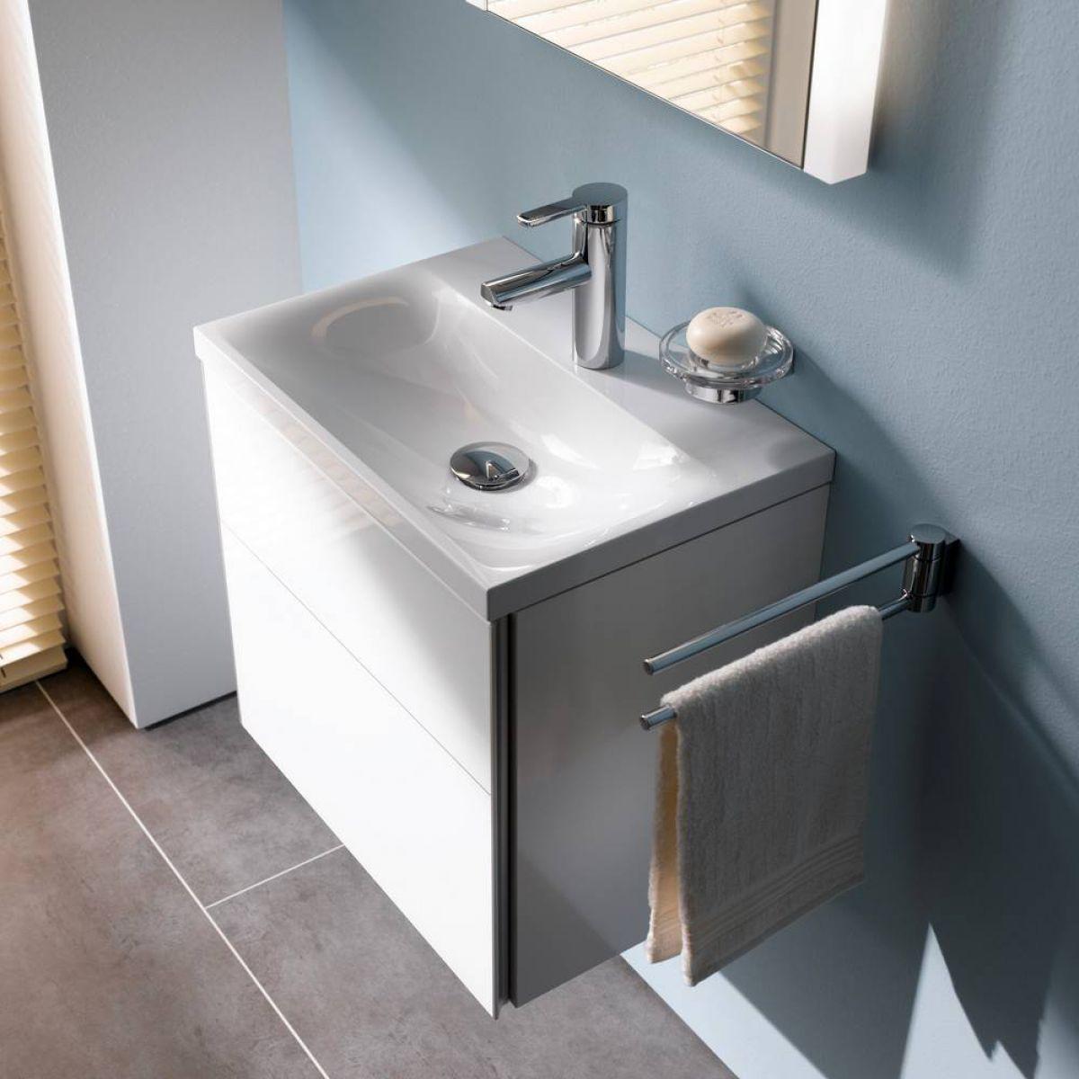 Keuco Royal Reflex Cloakroom Vanity Unit With Basin Uk Bathrooms