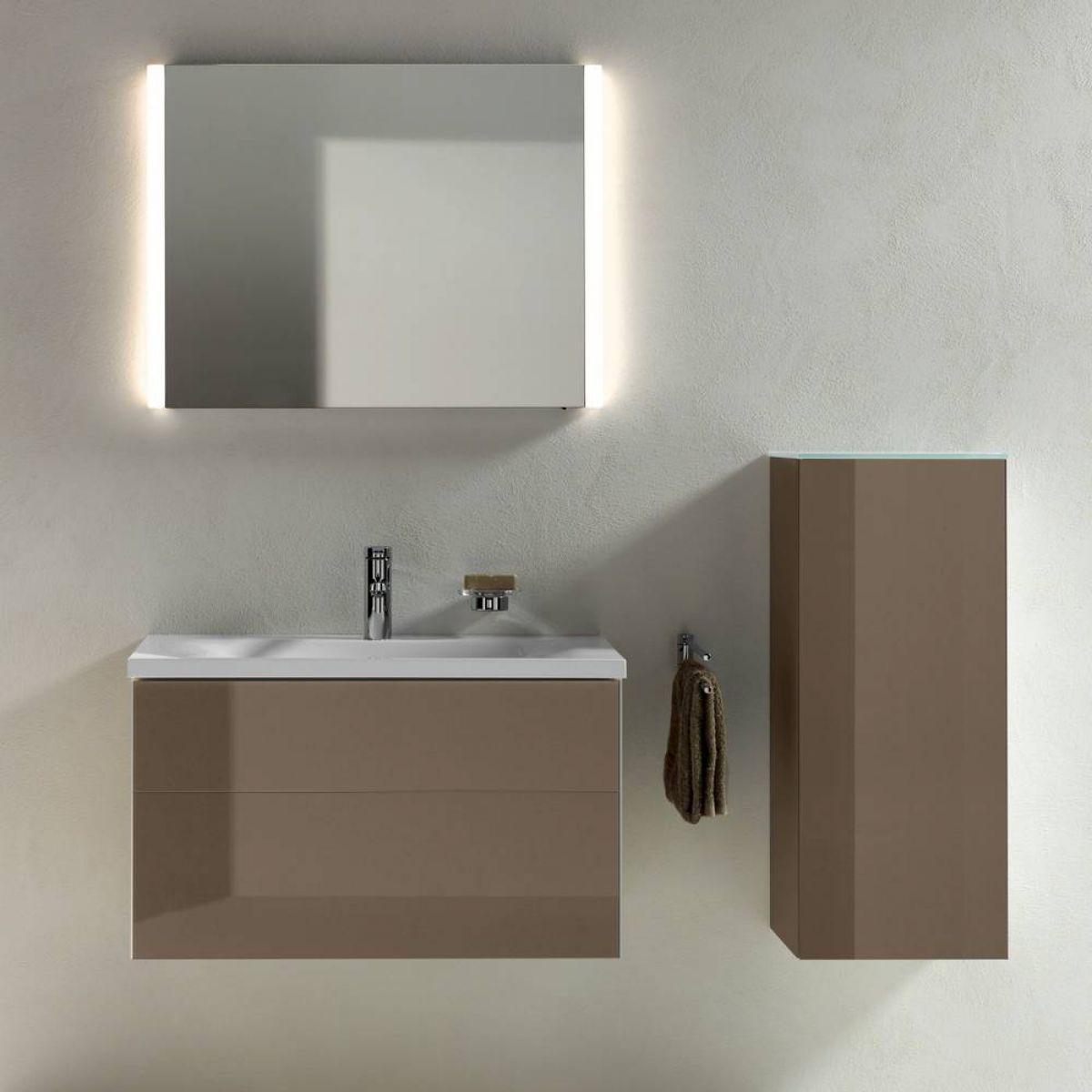 Keuco Royal Reflex Washbasin Vanity Unit With Basin Uk Bathrooms