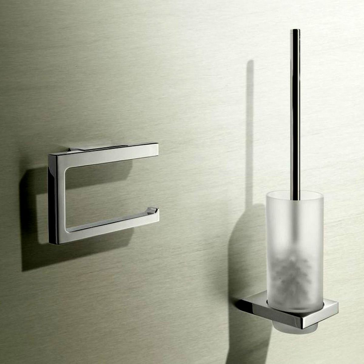 keuco edition 11 toilet roll holder uk bathrooms. Black Bedroom Furniture Sets. Home Design Ideas