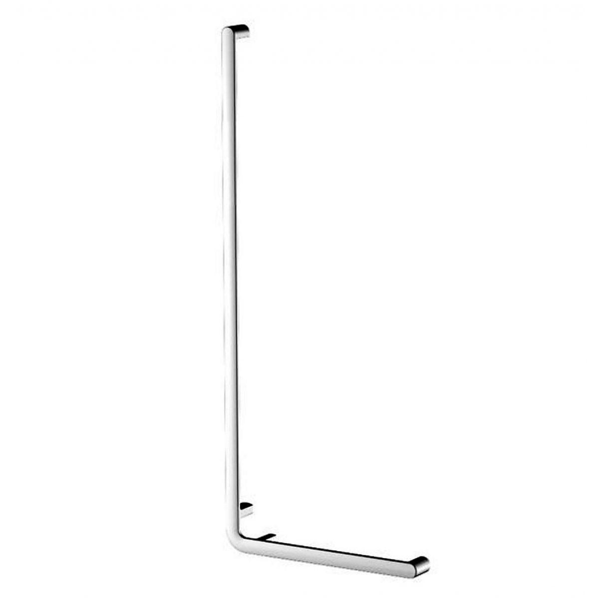Keuco Elegance Angled Grab Bar 90° : UK Bathrooms