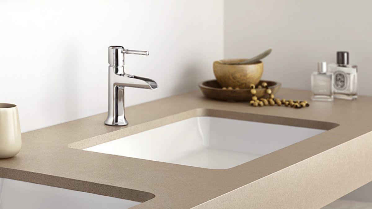 hansgrohe talis classic natural basin mixer uk bathrooms. Black Bedroom Furniture Sets. Home Design Ideas