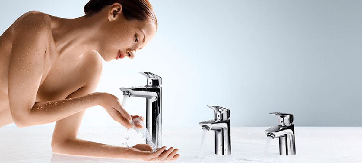 hansgrohe logis 70 basin mixer taps uk bathrooms. Black Bedroom Furniture Sets. Home Design Ideas