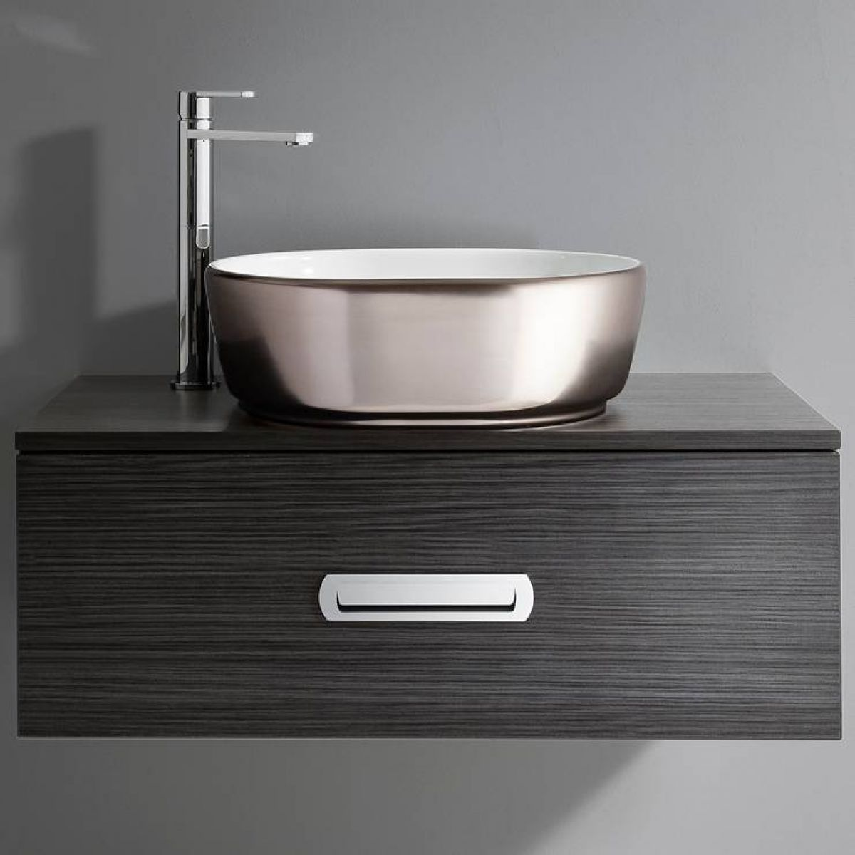 bauhaus pearl countertop basin uk bathrooms. Black Bedroom Furniture Sets. Home Design Ideas
