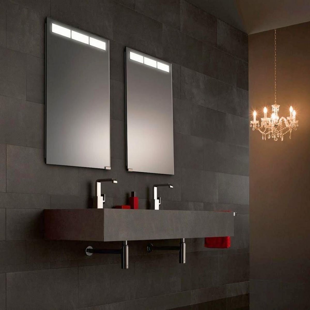 Keuco Royal T1 Integral Mirror Cabinet : UK Bathrooms