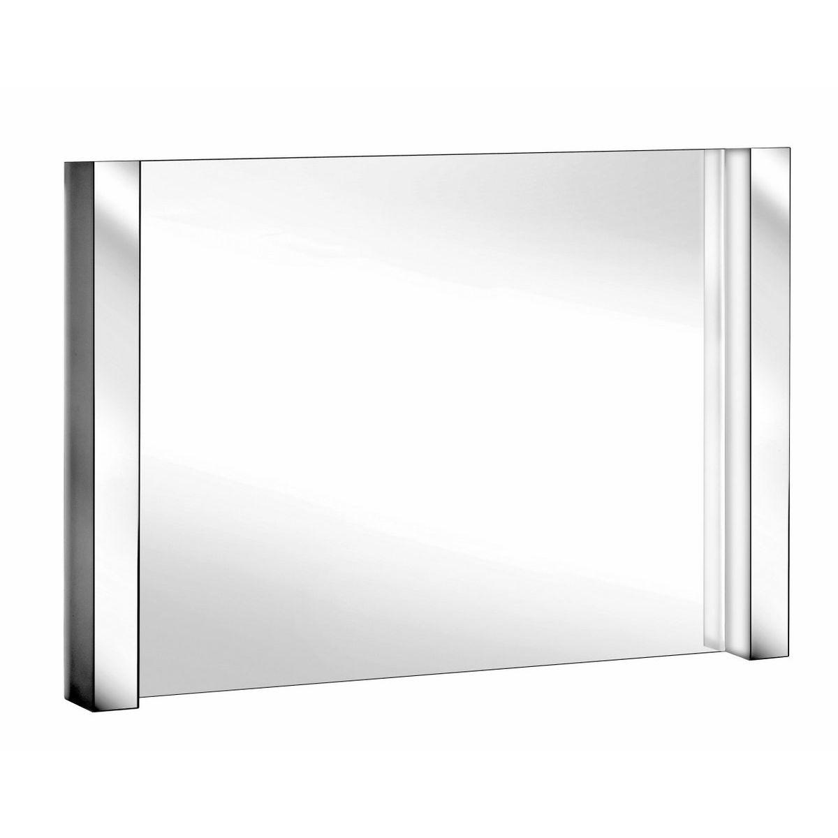 Keuco elegance illuminated bathroom mirror uk bathrooms for Illuminated mirrors