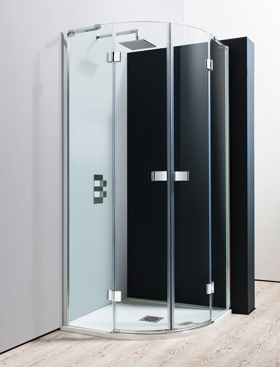 Simpsons Design Quadrant Double Hinged Shower Door Uk Bathrooms