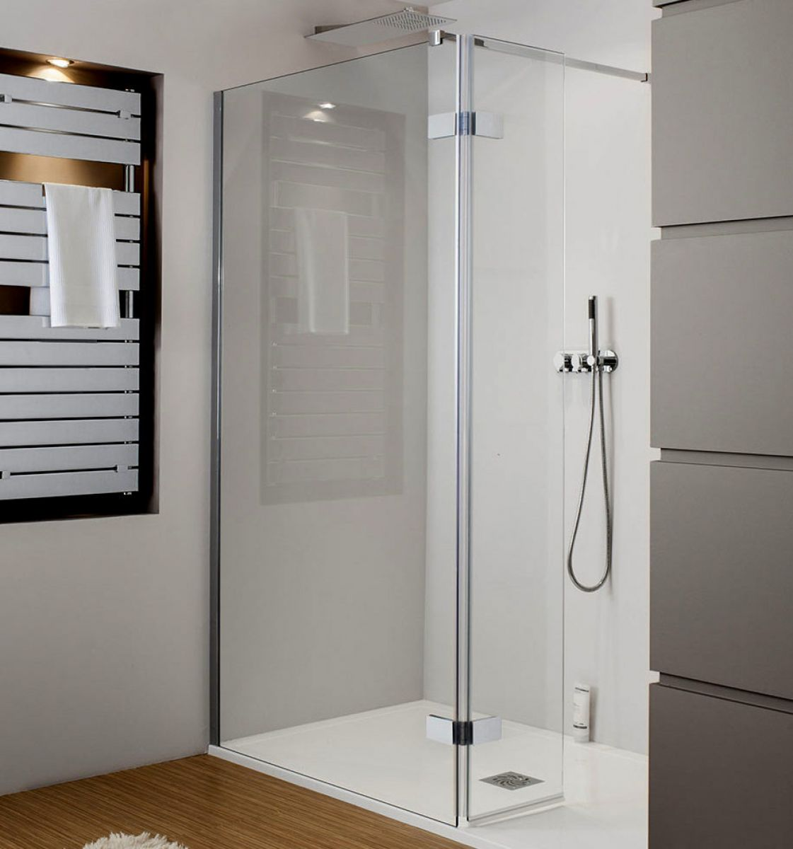 Simpsons Elite Walk in Easy Access Shower Enclosure UK Bathrooms