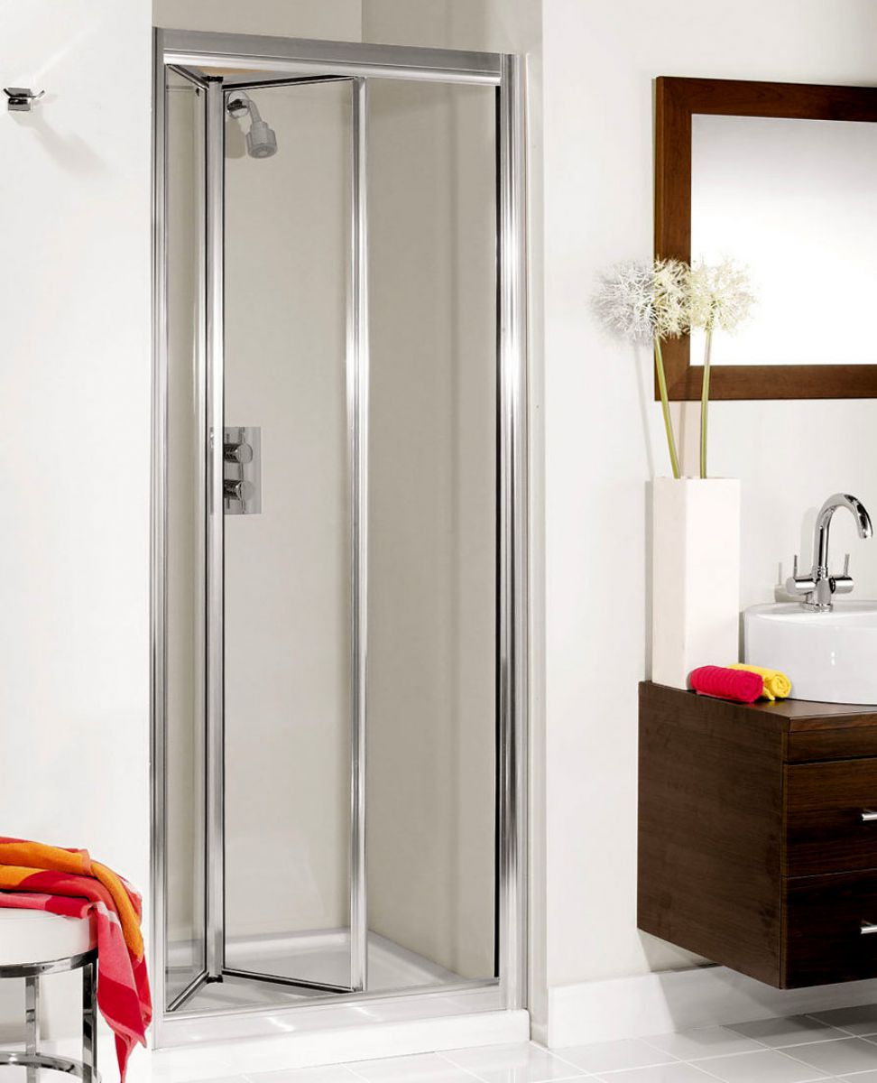 Crosswater Simpsons Supreme Bi Fold Shower Door
