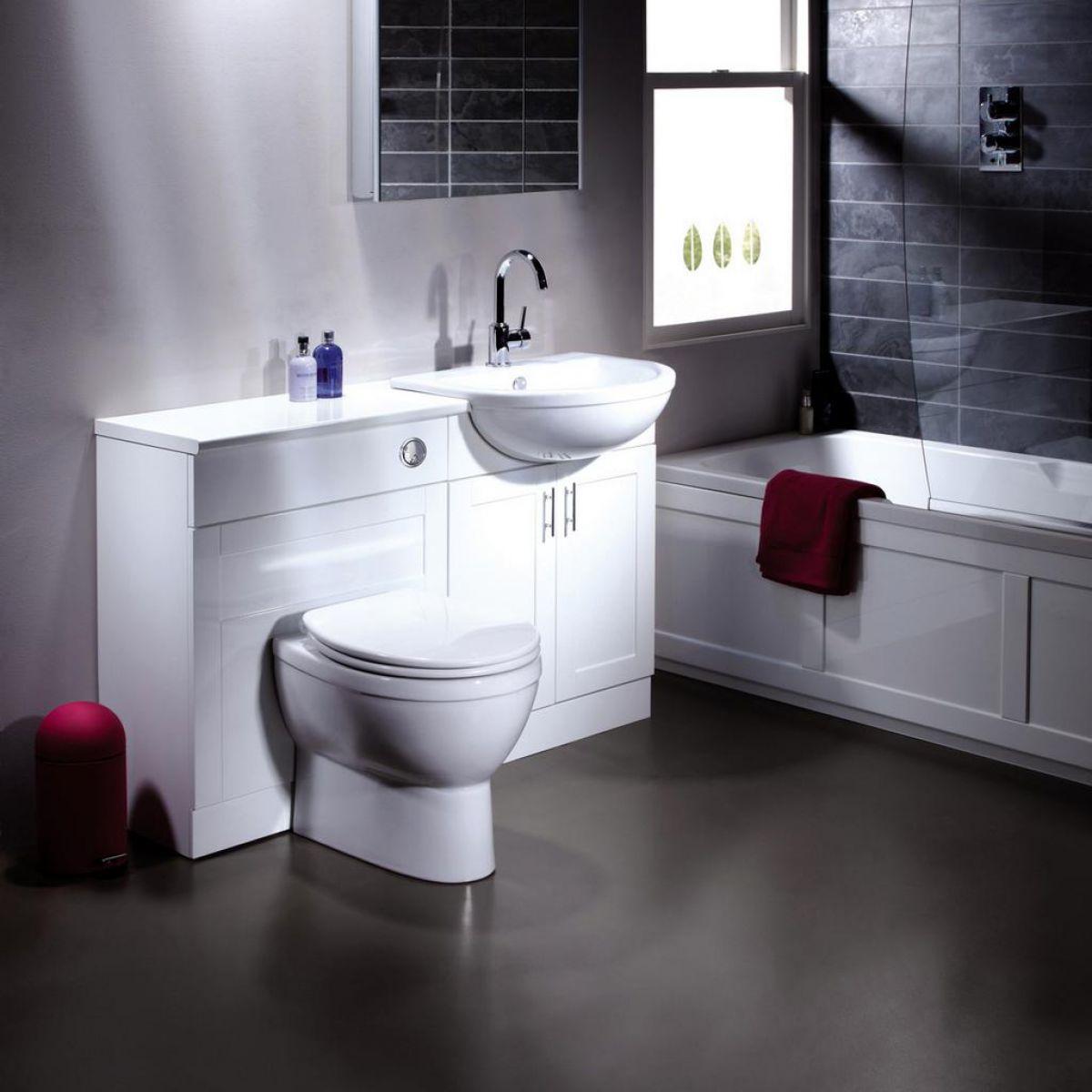 Roper Rhodes Minerva Semi-Countertop Basin : UK Bathrooms