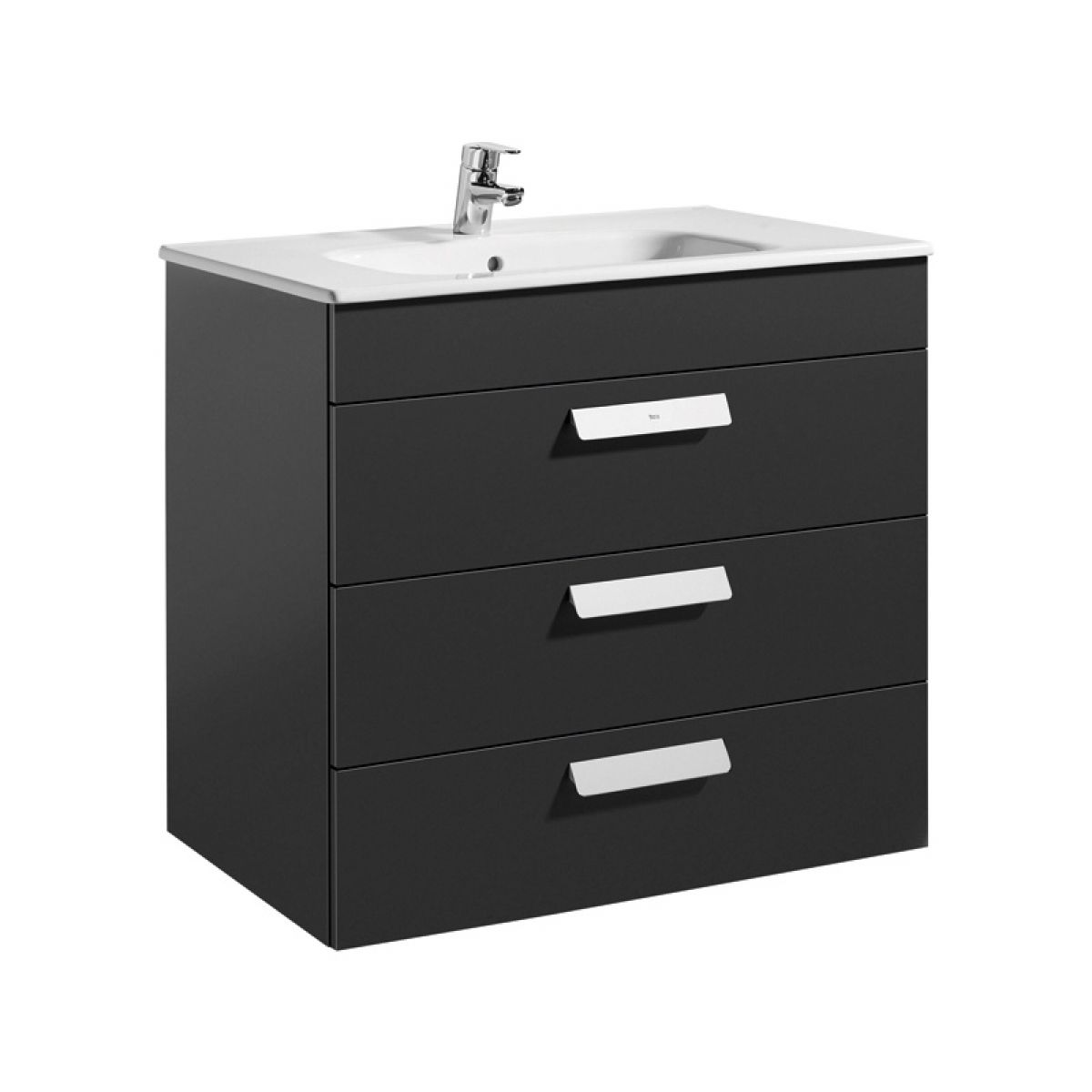 Roca Debba Drawer Unit With Basin Uk