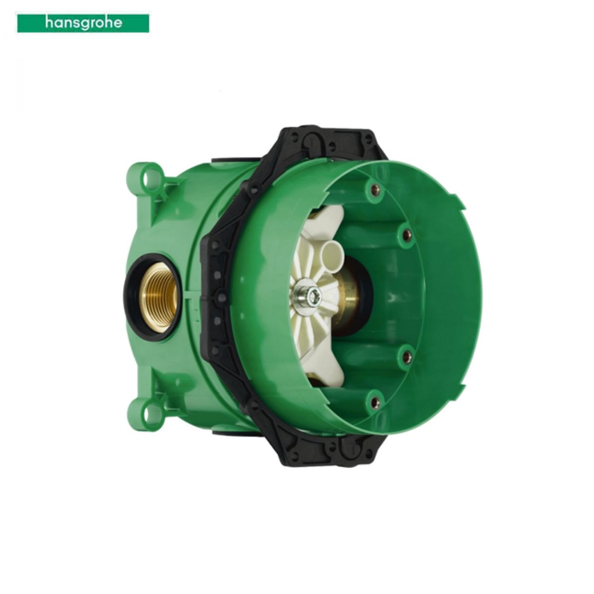hansgrohe ecostat s concealed shower valve
