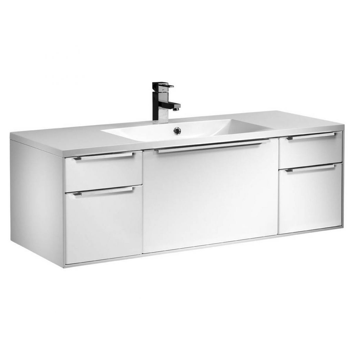 Bathroom Vanity Wall Hung 1200: Roper Rhodes Vista 1200mm Wall Mounted Unit And Iscocast