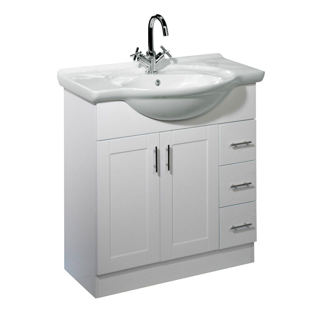 Roper Rhodes New England 800mm Vanity Unit : UK Bathrooms