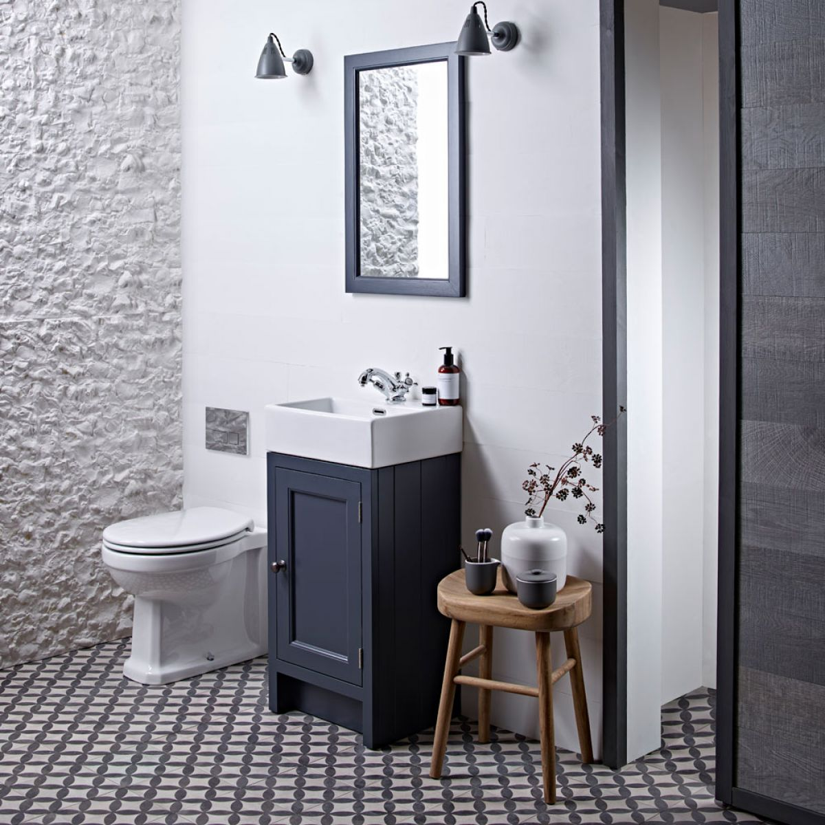 Roper Rhodes Hampton Cloakroom Unit Uk Bathrooms