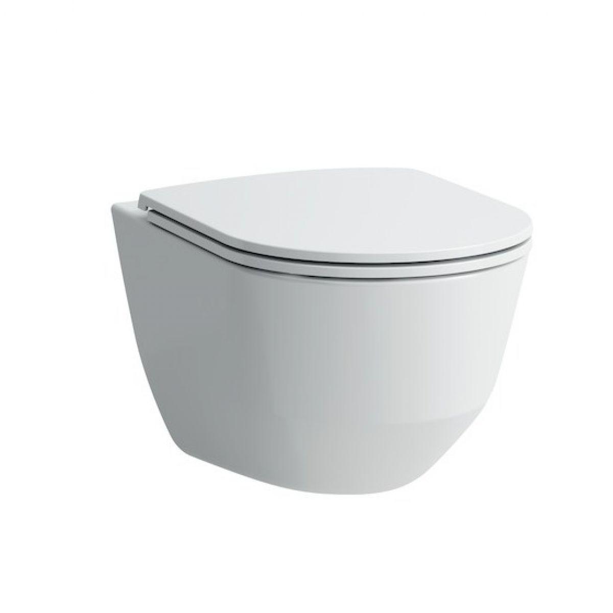 laufen pro wall hung rimless toilet uk bathrooms. Black Bedroom Furniture Sets. Home Design Ideas