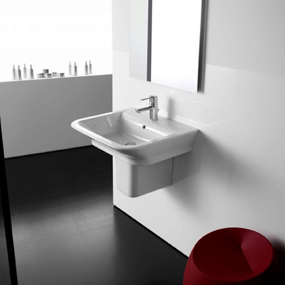 roca the gap bathroom basin uk bathrooms. Black Bedroom Furniture Sets. Home Design Ideas